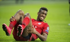 Bayern Munich lo lắng với chấn thương của Kingsley Coman