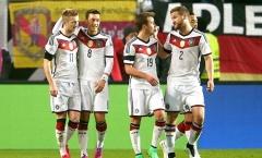 01h45 ngày 12/10: Đức vs Georgia: Cán đích rồi sao?