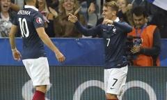 01h45 ngày 12/10, Đan Mạch vs Pháp: Tiếp đà hưng phấn