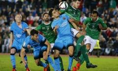 Vilanovense 0-0 Barcelona ( Cúp Nhà Vua TBN)