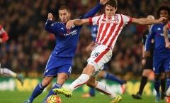 Chelsea sau trận đấu với Stoke: Dấu hiệu của sự trở lại?