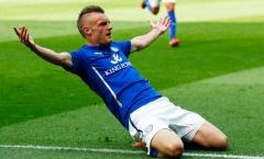 Jamie Vardy: Đừng là ngôi sao một mùa giải