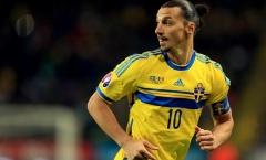 Ibrahimovic: Cho một lần cuối cùng được tỏa sáng cùng Thụy Điển!