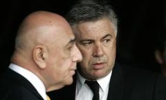 Hụt Ancelotti, Galliani đã già thật rồi