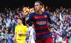 Điểm tin chiều 25/12: Neymar giành bóng vàng, Việt Nam sẽ có thêm những Công Phượng, Tuấn Anh mới
