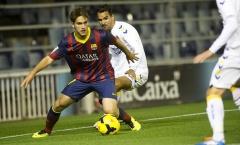 Barcelona gọi lại Suarez sớm hơn dự kiến