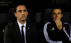 Neville lớn tiếng 'nắn gân' Real Madrid