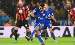 3 trận liền không thắng, Leicester City dần hụt hơi