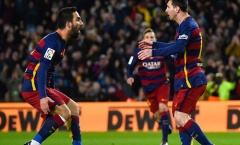 Barcelona 4-1 Espanyol (Vòng 1/8 Cúp Nhà Vua)