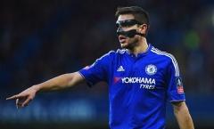 Cesar Azpilicueta: Cánh én ở hàng thủ The Blues