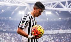 Paulo Dybala chơi rất hay trong màu áo Juventus