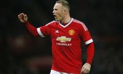 Đừng dừng lại nhé, Wayne Rooney!