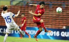 Những liều doping của U23 Việt Nam trước trận gặp U23 Jordan