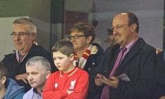 Rafa Benitez bất ngờ quay lại Liverpool