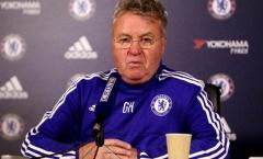 Chelsea đứt mạch thắng, Hiddink đổ lỗi cho trọng tài