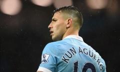 Man City: Sergio Aguero sa sút không ngờ