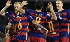 Bilbao 1-2 Barcelona (Tứ kết lượt đi Cúp Nhà vua)