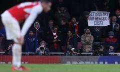 Góc HLV Trần Minh Chiến: Cơ hội cho Arsenal không nhiều