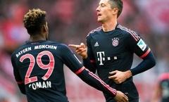 Lewandowski nổ súng, Hùm xám làm nản lòng Dortmund