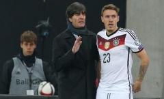 Gây gổ với phóng viên, sao Wolfsburg bị gạch tên khỏi ĐTQG Đức