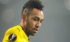 Dortmund chính thức ra giá bán Aubameyang