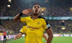 Kết Real Madrid, sao Aubameyang vẫn ở Dortmund?