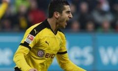 Dortmund từ chối bán Henrikh Mkhitaryan cho Arsenal