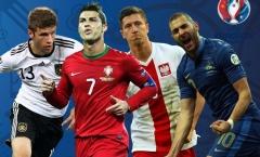 EURO 2016: Đông nhưng không tinh