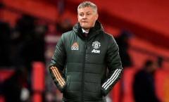 Manchester United: Bất ổn tới từ băng ghế chỉ đạo