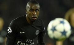 Man United bị dội 'gáo nước lạnh' vụ Matuidi