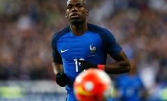 5 cầu thủ lứa '93 toàn năng của Pháp: Đầu tàu Pogba