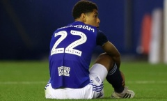 Birmingham City gây sốc khi treo vĩnh viễn số áo Jude Bellingham