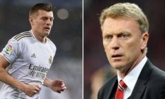 Toni Kroos: 'Thỏa thuận tới M.U đã từng sắp hoàn tất'