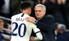Jose Mourinho đổi ý, Dele Alli có cơ hội tại Tottenham