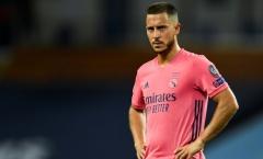 Eden Hazard sắp có lần đầu tại Real Madrid mùa này