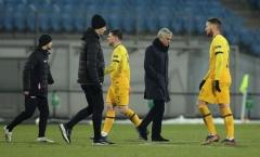 Mourinho: 'Thái độ của cầu thủ Spurs khá tệ, giống khi tôi ở M.U trước đây'