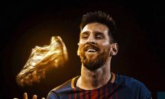 Cuộc đua Chiếc giày vàng châu Âu: Harry Kane và Salah cho Messi, Neymar hít khói