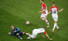 HLV Steve Darby: 'Griezmann ăn vạ, nhưng Pháp xứng đáng vô địch'