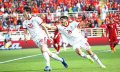 Thắng ĐT Việt Nam, Iran lập kỷ lục 'vô tiền khoáng hậu' tại Asian Cup