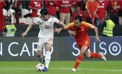 Tuyển thủ Trung Quốc lên tiếng sau nghi án bán độ tại Asian Cup