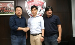 CHÍNH THỨC: Trò cũ HLV Park Hang-seo dẫn dắt đội bóng của Đặng Văn Lâm
