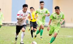 Vũ Em lập cú hattrick, U21 Long An thắng đậm Bến Tre trong trận cầu 9 bàn thắng