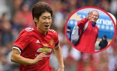 Cựu sao Man Utd gửi thông điệp cho thầy Park về tương lai ở Việt Nam