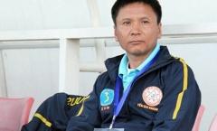 HLV Võ Đình Tân lên tiếng đính chính sau phát ngôn 'xin - cho điểm' ở V-League