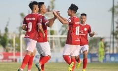 Xác định chủ nhân đầu tiên tấm vé dự play-off giành quyền góp mặt V-League 2020