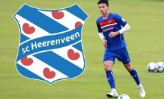 Chuyên gia Hà Lan cảnh báo Văn Hậu về sự khắc nghiệt ở SC Heerenveen