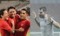 SỐC: HLV ĐT Indonesia 'trảm' nửa đội hình trước trận gặp ĐT Việt Nam