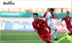 Báo Thái Lan: Quang Hải đang trong tầm ngắm của các CLB Nhật Bản