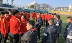 Đã rõ lý do U23 Việt Nam chọn Hàn Quốc làm địa điểm tập huấn