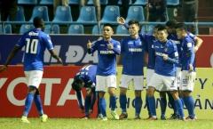 Fagan nhận thẻ đỏ, Than Quảng Ninh nhận thất bại nặng nề tại Indonesia